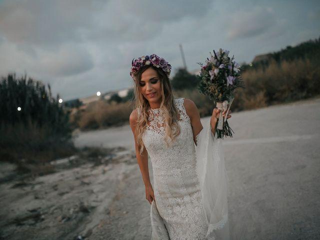 La boda de Saoro y Alexandra en Alacant/alicante, Alicante 11