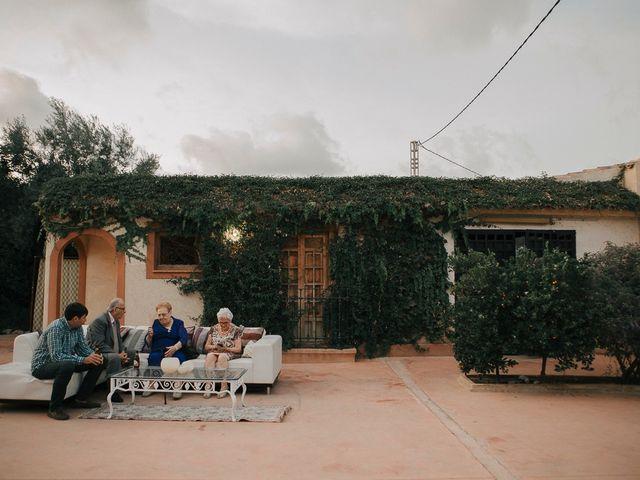 La boda de Saoro y Alexandra en Alacant/alicante, Alicante 15