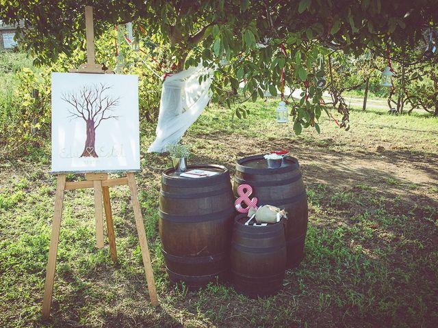 La boda de Edu y Estel en La Cellera De Ter, Girona 23