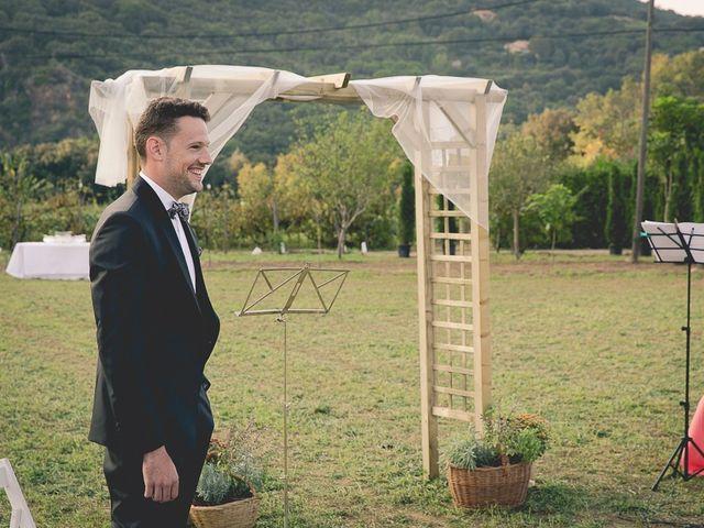 La boda de Edu y Estel en La Cellera De Ter, Girona 42
