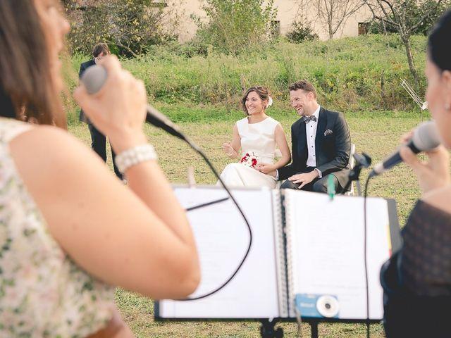 La boda de Edu y Estel en La Cellera De Ter, Girona 46
