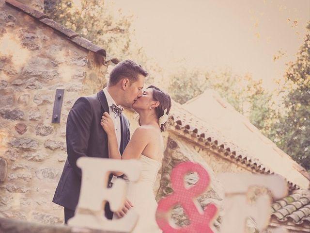 La boda de Edu y Estel en La Cellera De Ter, Girona 77