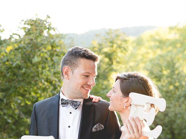La boda de Edu y Estel en La Cellera De Ter, Girona 84