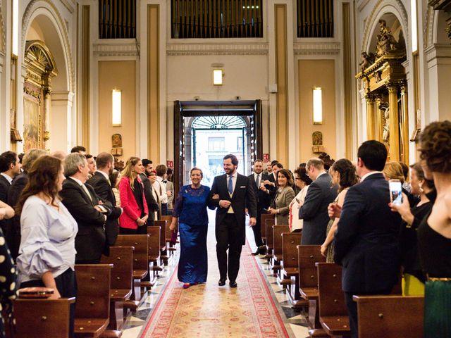 La boda de Enrique y María José en Alcobendas, Madrid 30