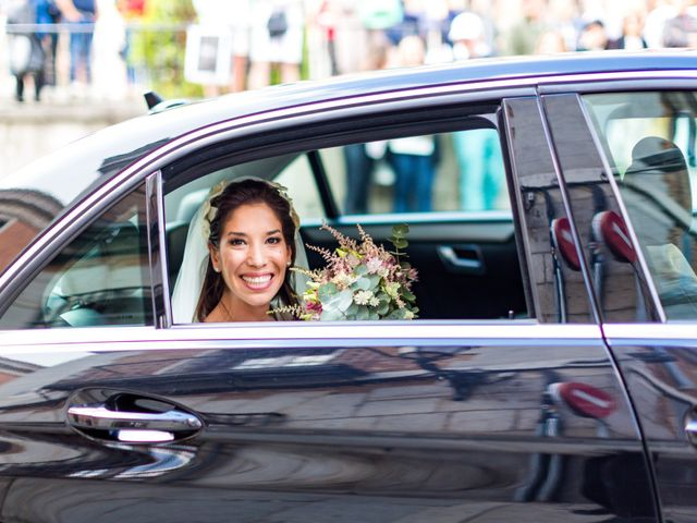 La boda de Enrique y María José en Alcobendas, Madrid 29