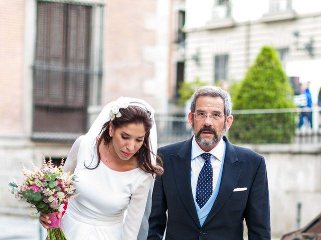 La boda de Enrique y María José en Alcobendas, Madrid 28