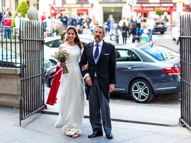 La boda de Enrique y María José en Alcobendas, Madrid 27