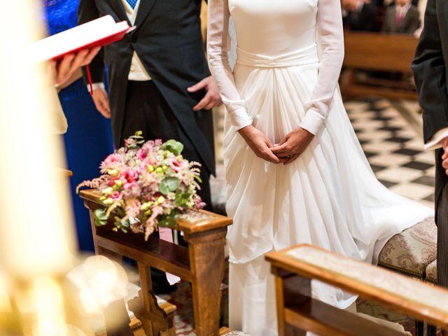 La boda de Enrique y María José en Alcobendas, Madrid 21