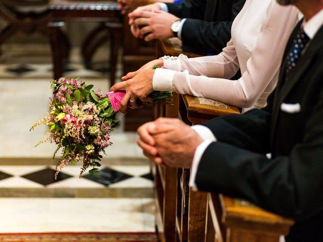 La boda de Enrique y María José en Alcobendas, Madrid 19