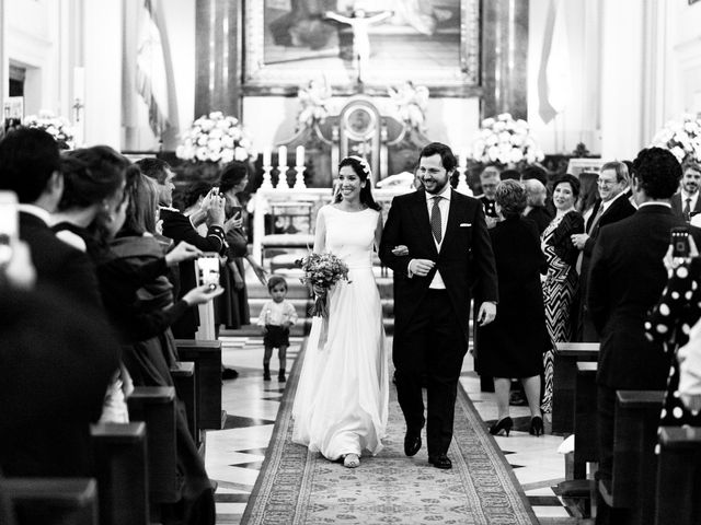 La boda de Enrique y María José en Alcobendas, Madrid 18