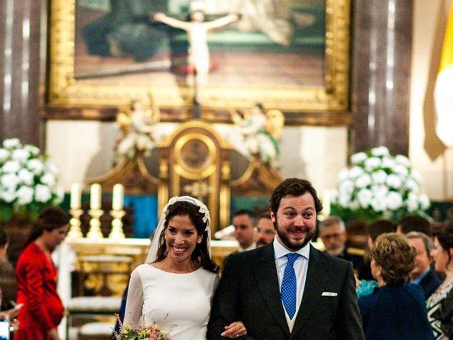 La boda de Enrique y María José en Alcobendas, Madrid 17
