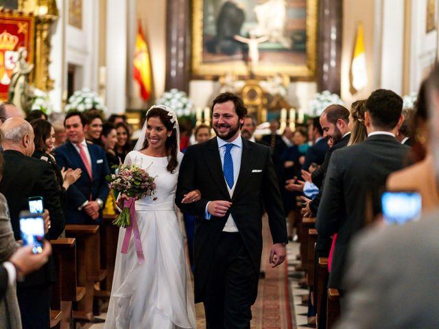 La boda de Enrique y María José en Alcobendas, Madrid 32