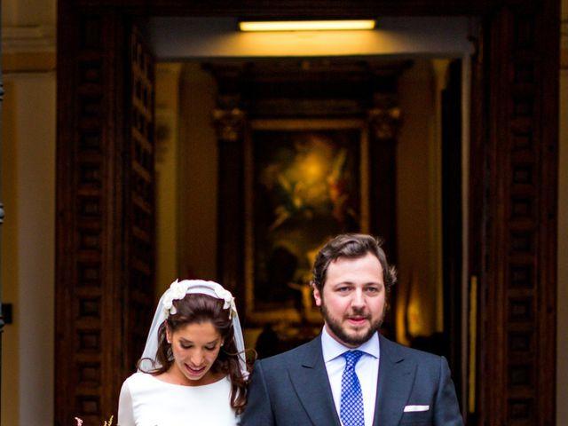 La boda de Enrique y María José en Alcobendas, Madrid 46