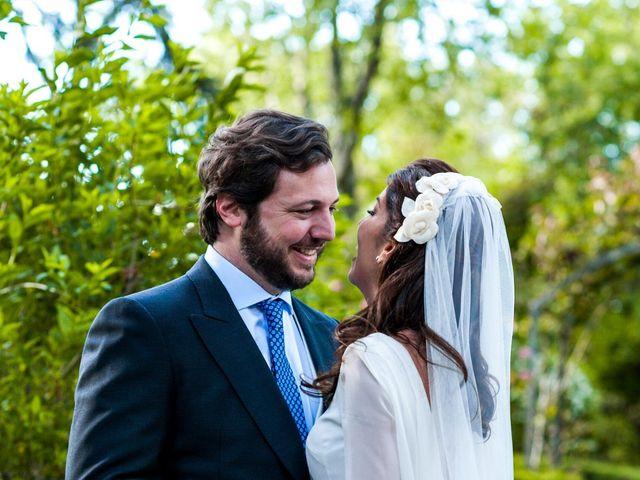 La boda de Enrique y María José en Alcobendas, Madrid 39