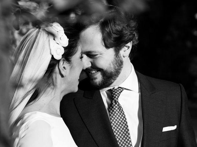 La boda de Enrique y María José en Alcobendas, Madrid 33