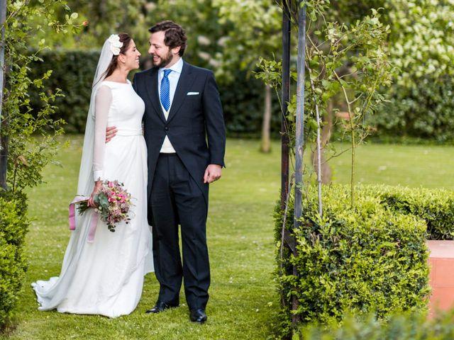 La boda de Enrique y María José en Alcobendas, Madrid 48