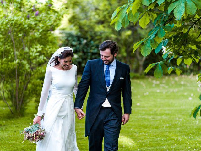La boda de María José y Enrique