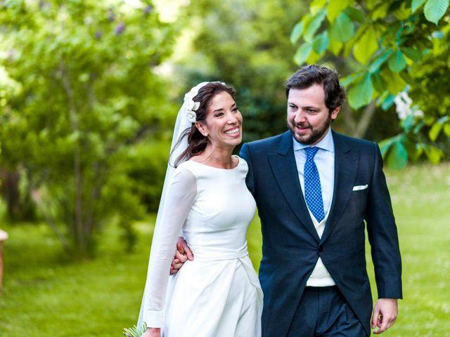 La boda de Enrique y María José en Alcobendas, Madrid 64