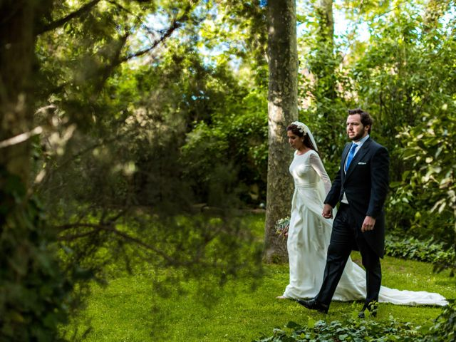 La boda de Enrique y María José en Alcobendas, Madrid 62