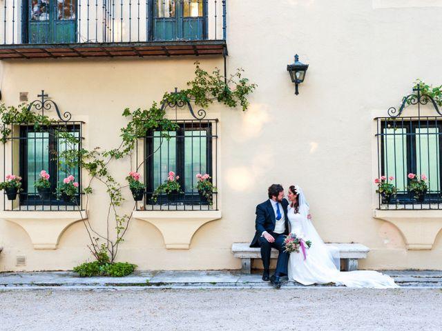 La boda de Enrique y María José en Alcobendas, Madrid 61