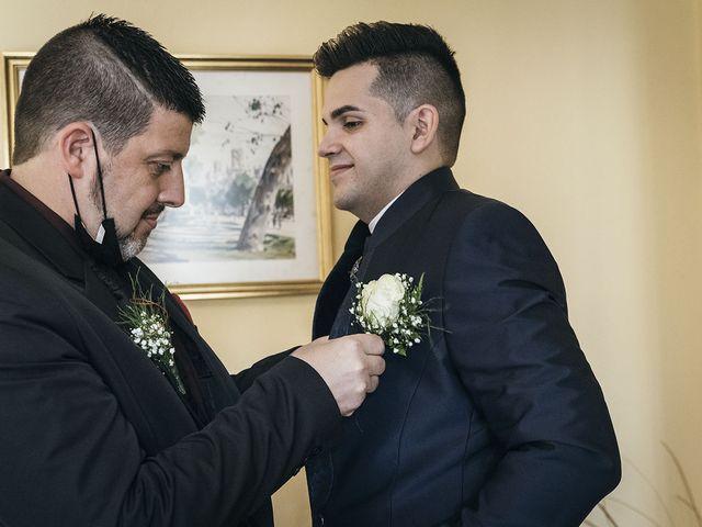 La boda de Daniel y Agustina en Los Realejos, Santa Cruz de Tenerife 9