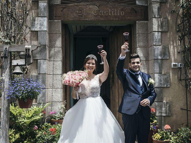 La boda de Daniel y Agustina en Los Realejos, Santa Cruz de Tenerife 13