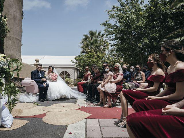 La boda de Daniel y Agustina en Los Realejos, Santa Cruz de Tenerife 14