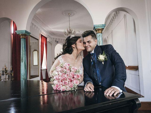 La boda de Daniel y Agustina en Los Realejos, Santa Cruz de Tenerife 1