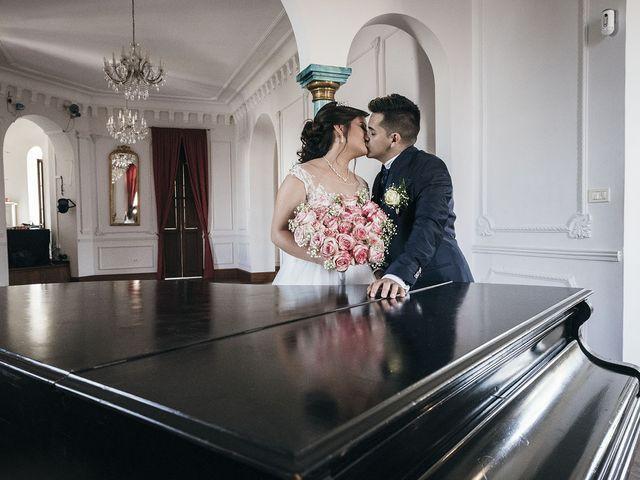 La boda de Daniel y Agustina en Los Realejos, Santa Cruz de Tenerife 2
