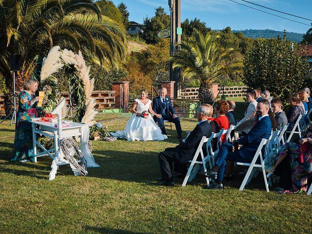 La boda de Elena y Valdes en Gijón, Asturias 62