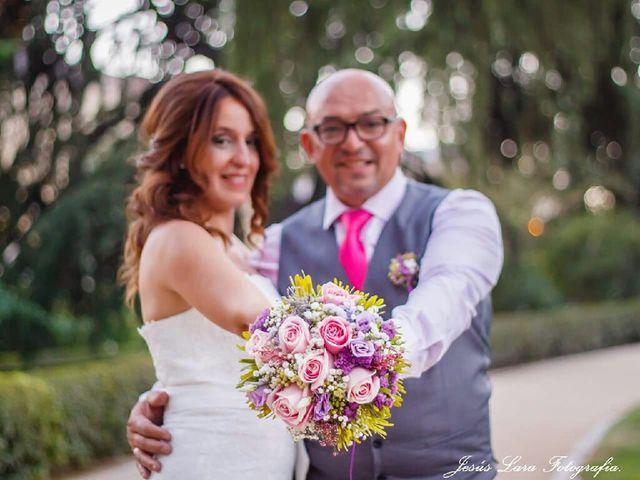 La boda de Lorena y Roge
