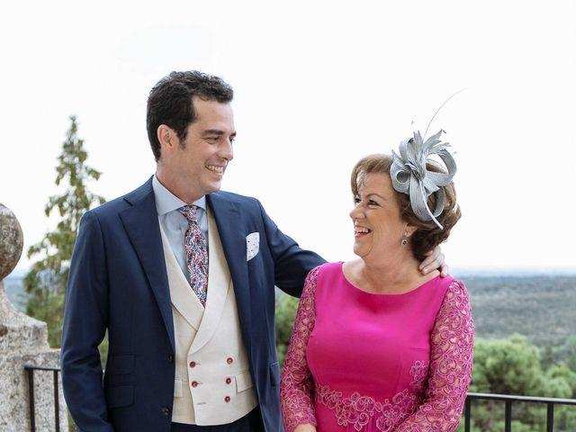 La boda de Daniel y Carolina en El Escorial, Madrid 15