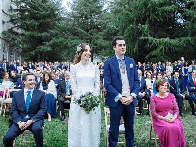 La boda de Daniel y Carolina en El Escorial, Madrid 24