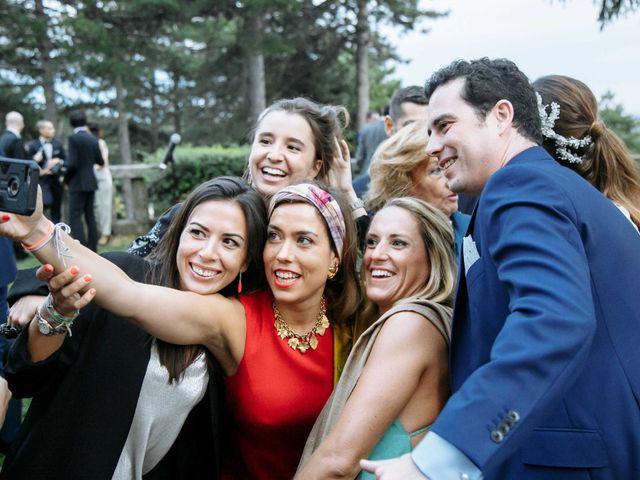 La boda de Daniel y Carolina en El Escorial, Madrid 28