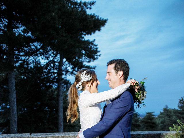 La boda de Daniel y Carolina en El Escorial, Madrid 29