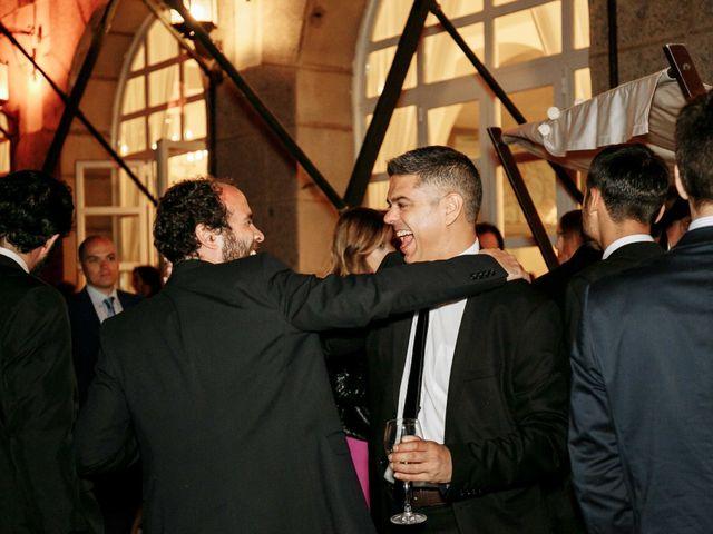 La boda de Daniel y Carolina en El Escorial, Madrid 35