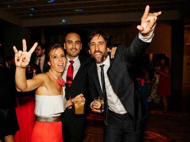 La boda de Daniel y Carolina en El Escorial, Madrid 41