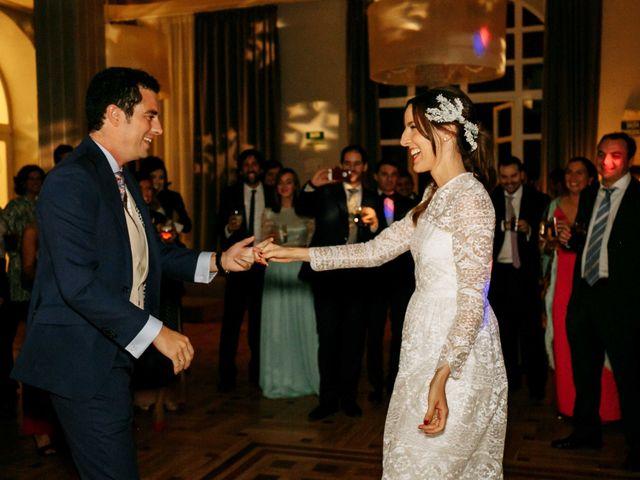La boda de Daniel y Carolina en El Escorial, Madrid 42