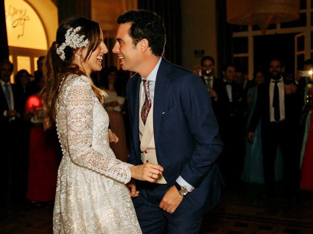 La boda de Daniel y Carolina en El Escorial, Madrid 43
