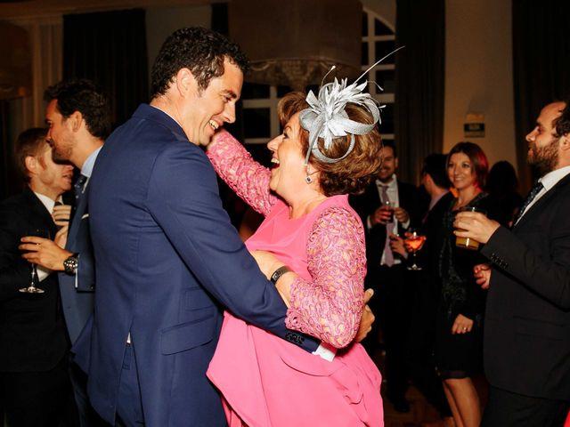 La boda de Daniel y Carolina en El Escorial, Madrid 44