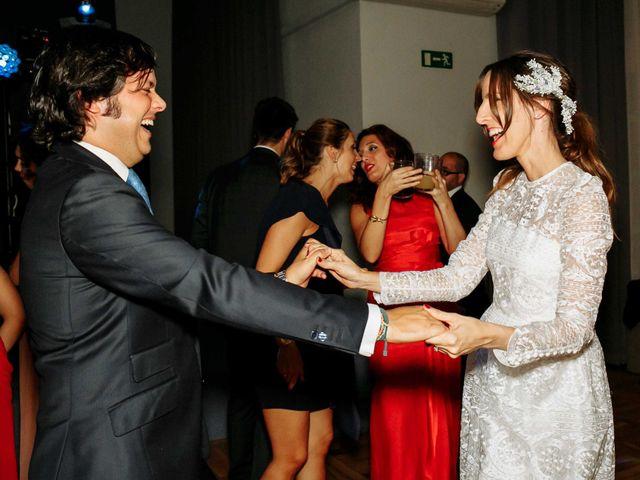 La boda de Daniel y Carolina en El Escorial, Madrid 47
