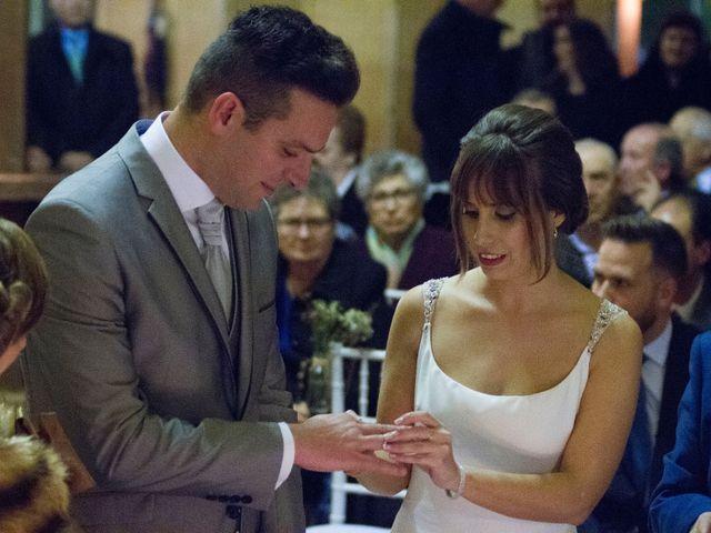 La boda de Melisa y Guillermo