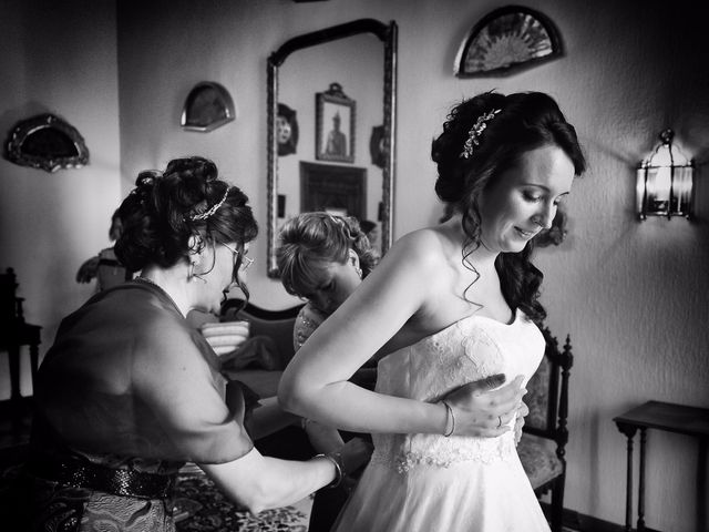 La boda de Jaime y Alicia en Guadalupe, Cáceres 8