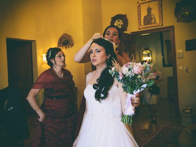 La boda de Jaime y Alicia en Guadalupe, Cáceres 12