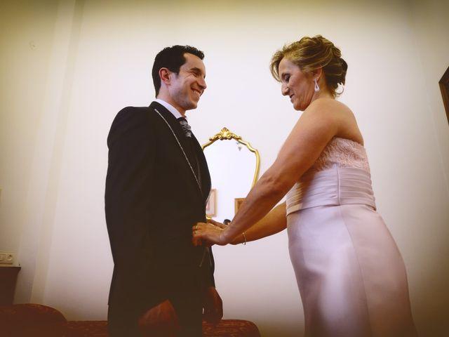 La boda de Jaime y Alicia en Guadalupe, Cáceres 14