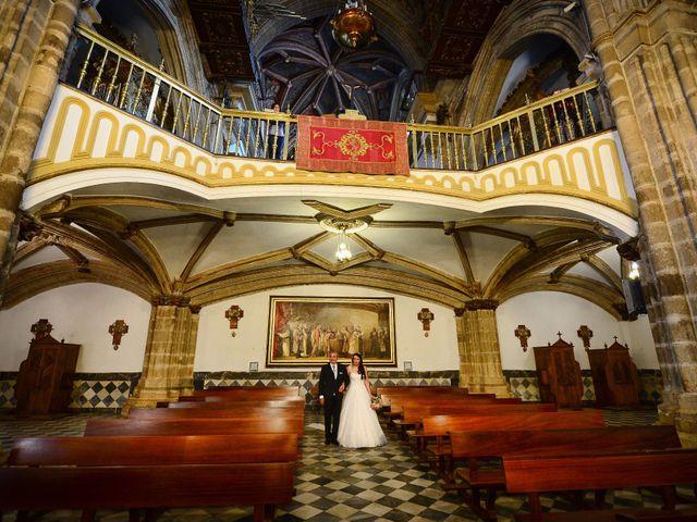 La boda de Jaime y Alicia en Guadalupe, Cáceres 16
