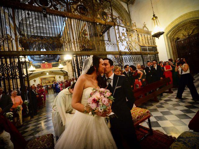 La boda de Jaime y Alicia en Guadalupe, Cáceres 18