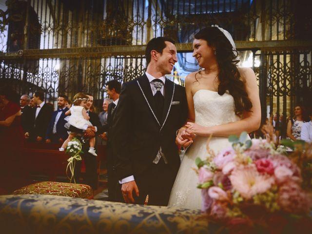 La boda de Jaime y Alicia en Guadalupe, Cáceres 19