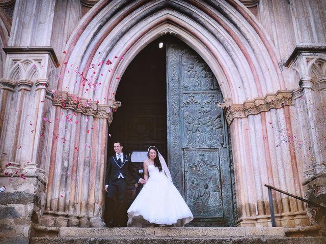 La boda de Jaime y Alicia en Guadalupe, Cáceres 20