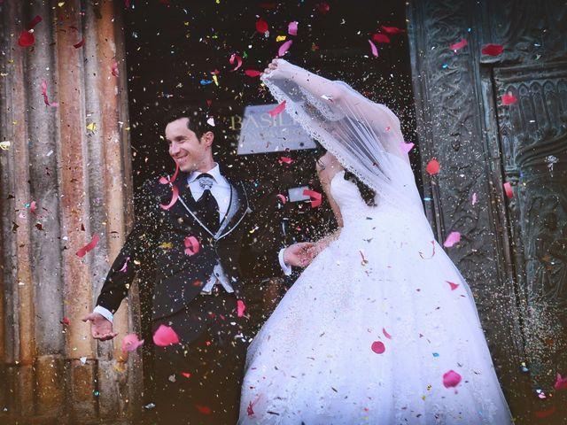 La boda de Jaime y Alicia en Guadalupe, Cáceres 21